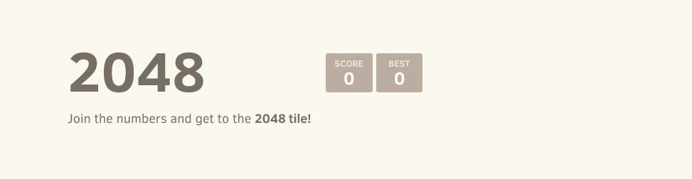2048 Entete