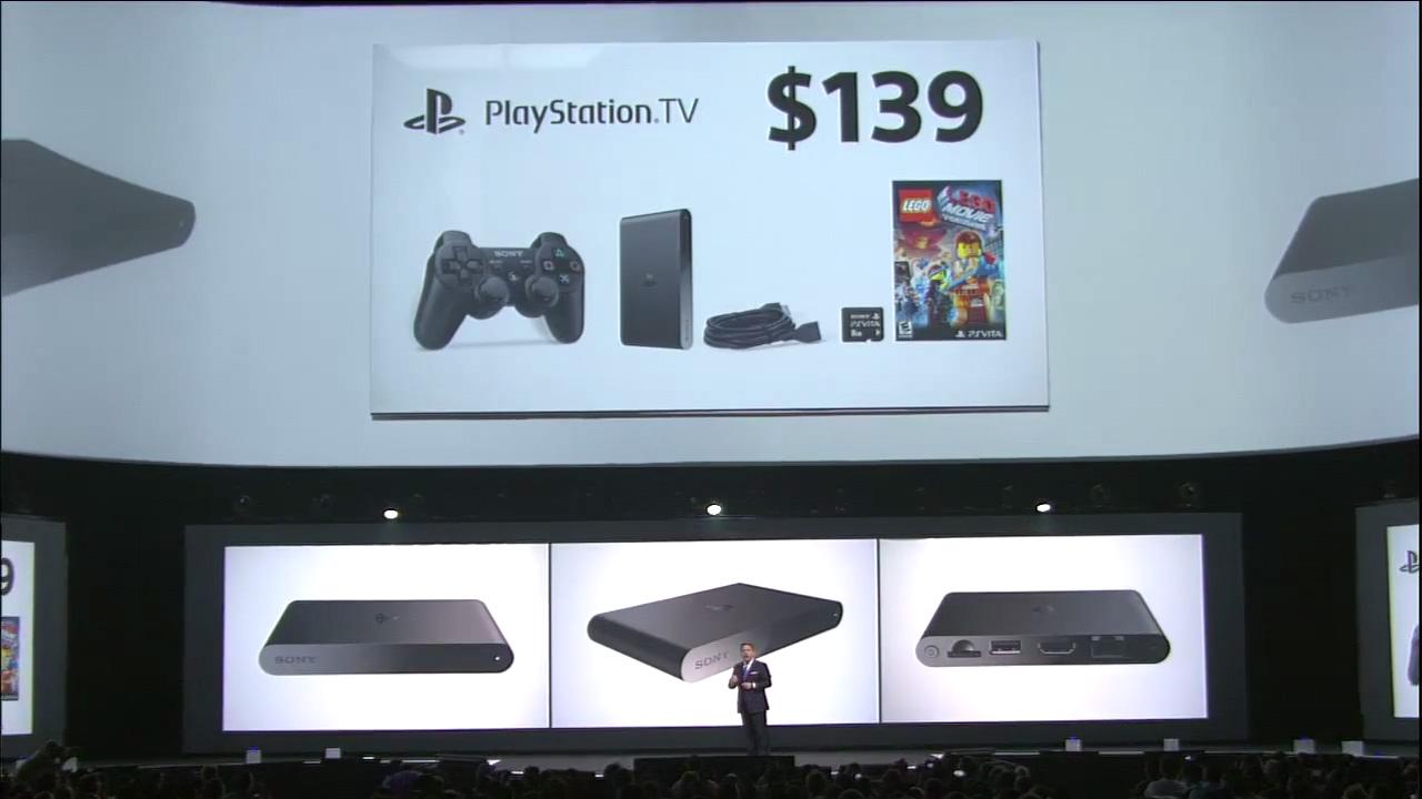 E3 2014 Sony 64