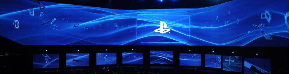 E3 2014 Sony Entete