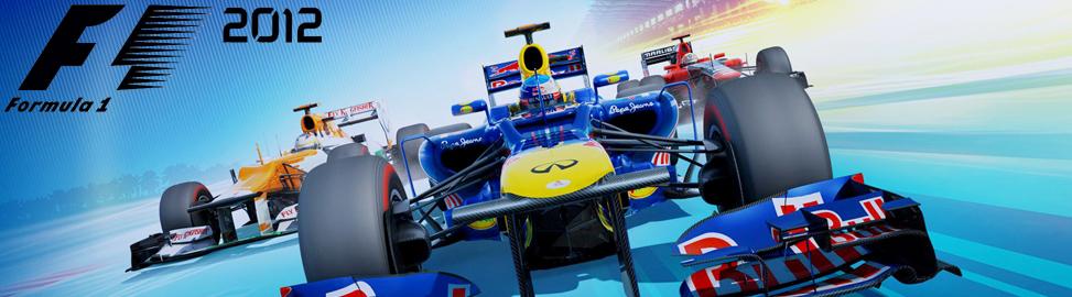 F1 2012 Entête