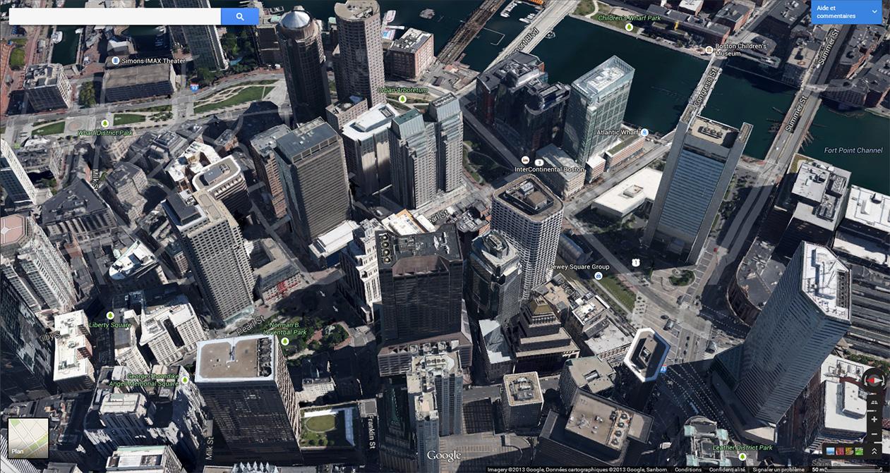 Google Maps 3D 2