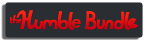 Humble Bundle Logo + Ombre + arrondi