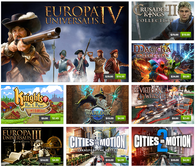 Humble Store Paradox Sale 01