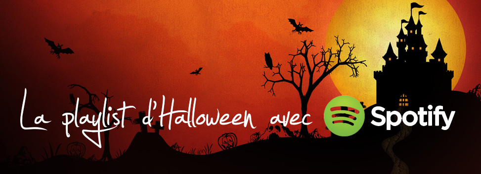 Playlist d'Halloween