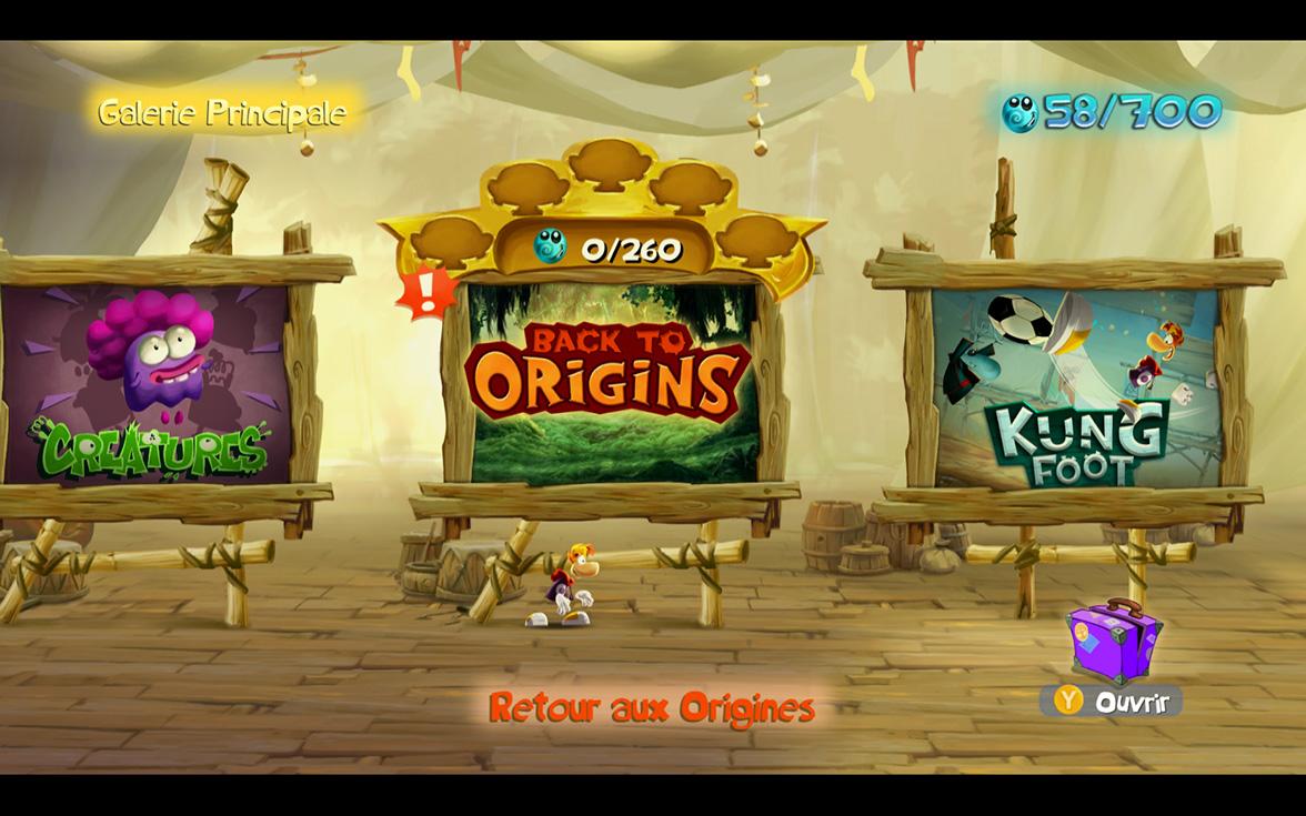 Raman Legends 01
