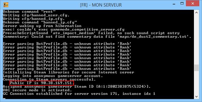 Csgo dedicated server plugins