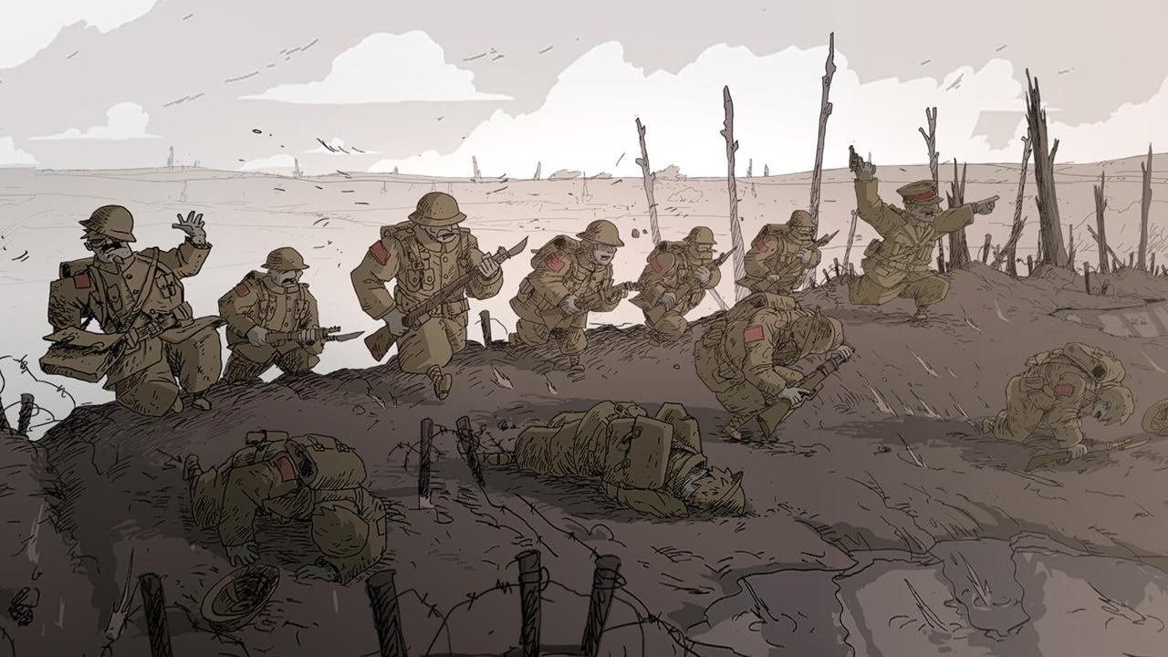 Soldats Inconnus 12
