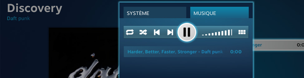 Steam Music Entete