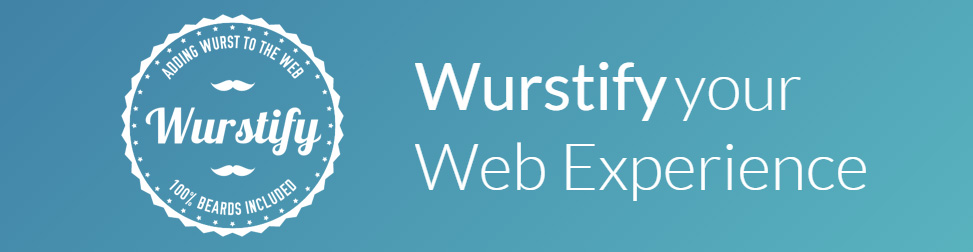 Wurstify Entete