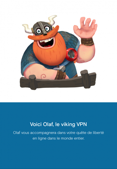olaf viking VPN