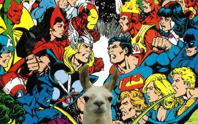 Le-choix-du-Lama-Comics