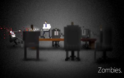 Zombies-Miniature